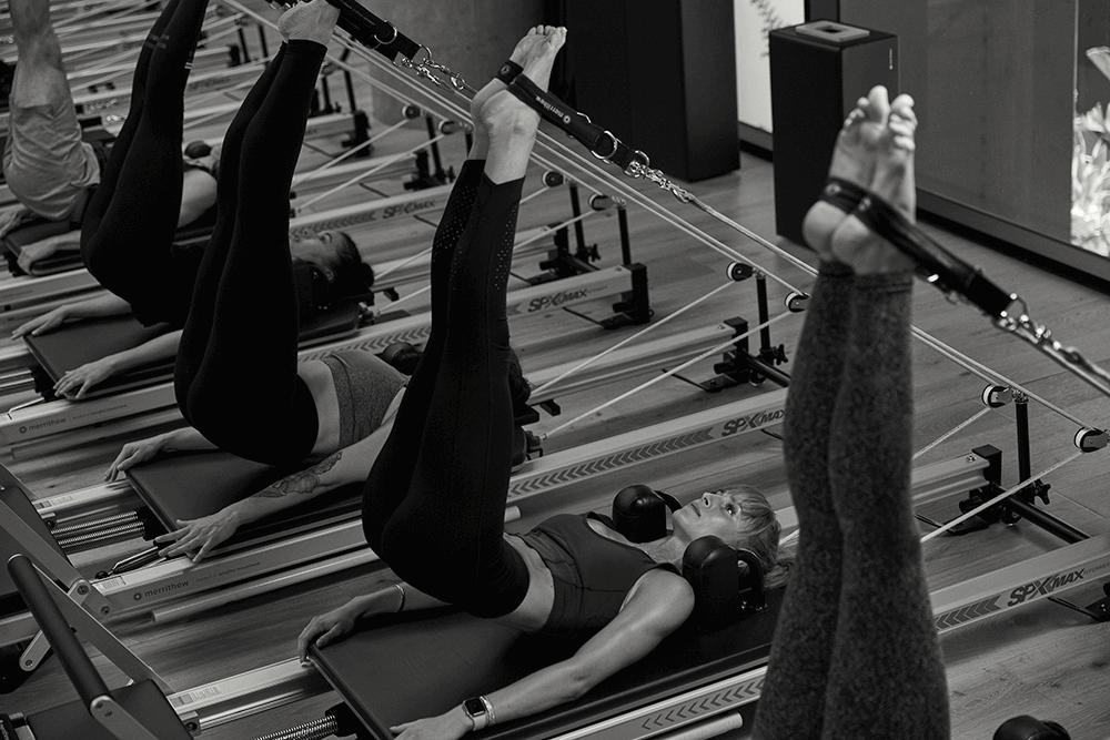Reformer Pilates Class - TotalFusion