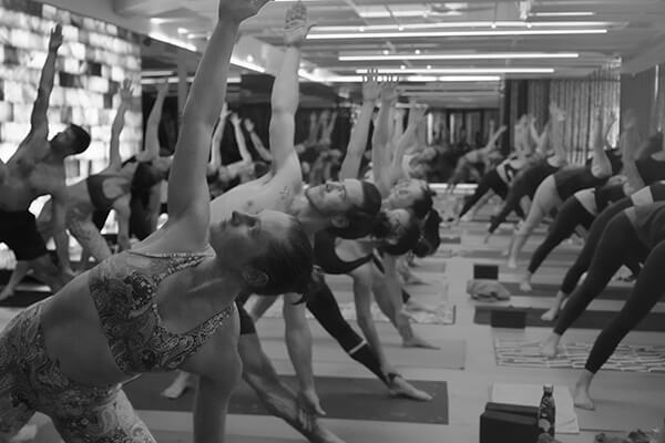 Hot Yoga Training - TotalFusion