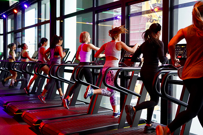 Running for Fitness - TotalFusion